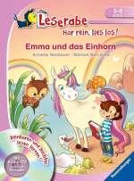 Emma und das Einhorbn Cover