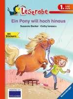 Ein Pony will hoch hinaus Cover