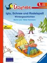 Iglu, Schnee und Rodelspass Cover