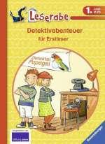 Detektivabenteuer für Erstleser Cover