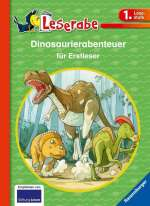 Dinosaurierabenteuer für Erstleser Cover