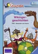Wikingergeschichten Cover