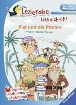Piet und die Piraten Cover