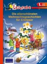 Die allerschönsten Weihnachtsgeschichten für Erstleser Cover