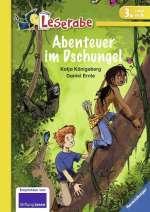 Abenteuer im Dschungel Cover