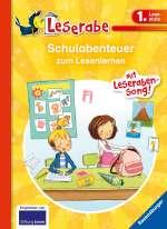 Schulabenteuer zum Lesenlernen Cover