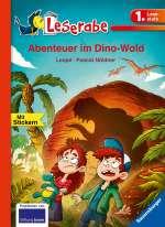 Abenteuer im Dino-Wald Cover