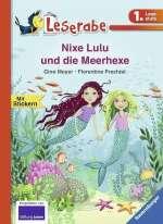 Nixe Lulu und die Meerhexe Cover