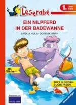 EIN NILPFERD IN DER BADEWANNE Cover