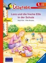 Lara und die freche Elfe in der Schule Cover
