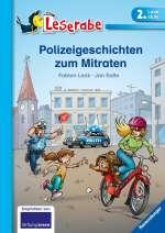 Polizeigeschichten zum Mitraten Cover