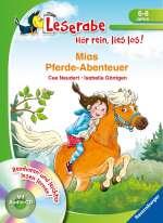 Mias Pferde-Abenteuer Cover