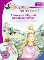 Prinzessin Lilly und die Räubertochter Cover