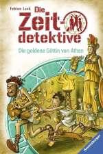 Die goldene Göttin von Athen Cover