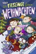 Die Fieslinge feiern Weihnachten Cover
