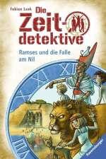 Die Zeitdetektive - Ramses und die Falle am Nil Cover