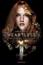 Das Herz der Verräterin Cover