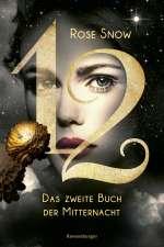 12 - das zweite Buch der Mitternacht Cover