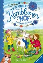Eine Ziege in der Schule Cover