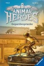 Gepardenpranke (Animal Heroes 4) Cover