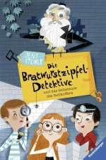 Die Bratwurstzipfel-Detektive und das Geheimnis des Rollkoffers Cover