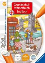 Grundschulwörterbuch Englisch Cover