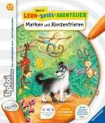 Mein Lern-Spiel-Abenteuer merken und konzentrieren Cover