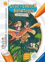 Lese-Lausch Abenteuer : Zauberwald Cover
