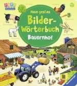 Mein grosse Bilderlexikon Bauernhof Cover