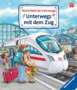 Unterwegs mit dem Zug Cover