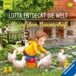 Lotta entdeckt die Welt auf dem Bauernhof Cover