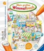 Mein grosses Wimmelbuch Cover