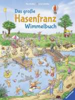Das grosse Hasenfranz Wimmelbuch Cover