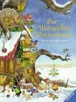 Der Weihnachts-Wimmelbaum Cover