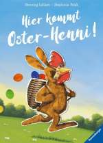Hier kommt Oster-Henni! Cover