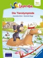 Die Tierolympiade Cover