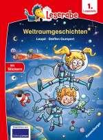 Weltraumgeschichten Cover