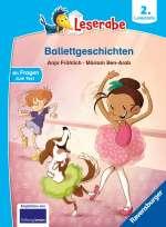 Ballettgeschichten Cover