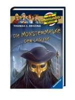 Die Monstermaske der Lagune Cover