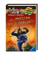 Der Meister der Dunkelheit Cover