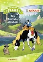 Yakari - der tollpatschige Waschbär Cover