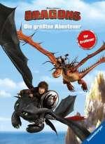 Die größten Abenteuer Cover