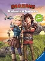 Drachenstarke Geschichten Cover