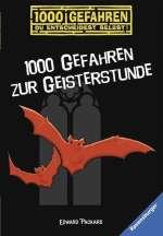 1000 Gefahren zur Geisterstunde Cover