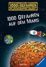 1000 Gefahren auf dem Mars Cover