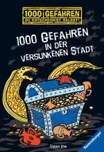 1000 Gefahren in der versunkenen Stadt Cover
