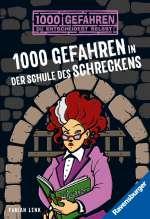 1000 Gefahren in der Schule des Schreckens Cover
