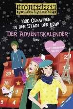 1000 Gefahren in der Stadt der Liebe Cover
