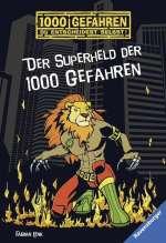 Der Superheld der 1000 Gefahren Cover