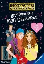 Lovesong der 1000 Gefahren Cover